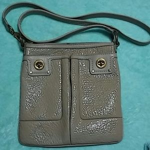 Marc Jacobs leather bag.